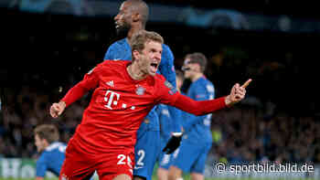 Hammer-Gegner! Bayern über Messi, Ronaldo und Neymar zum Triple? - SportBILD