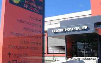 Jonzac : de nouvelles modalités d'accès à l'hôpital - Sud Ouest