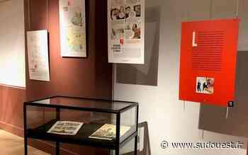Jonzac : une exposition sur l'histoire de France en bande dessinée à découvrir - Sud Ouest