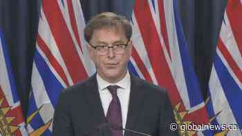 'We can not be smug about this': Adrian Dix on keeping the Canada-U.S. border closed