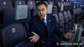 FC Barcelona: Bartomeu über Trainer Setien, Xavi, Neymar und Messi - SportBILD