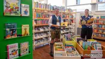 Stadtbücherei Miesbach: Medien müssen drei Tage in Quarantäne - Merkur.de