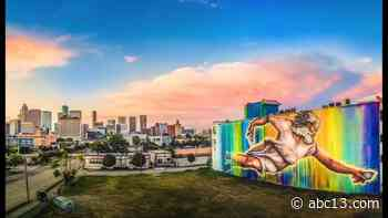 Put on your mask and go check out these Houston murals! - KTRK-TV