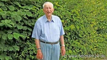 Der Heiligenhafener Otto Rosan feierte am Wochenende seinen ersten dreistelligen Geburtstag - fehmarn24
