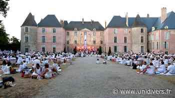La Soirée Blanche au Château de Meung-sur-Loire samedi 15 août 2020 - Unidivers