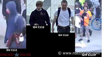 Chicago Police, ATF Seek 4 Suspects in Mag Mile Arson