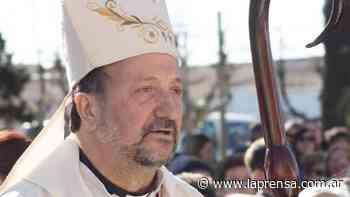 Monseñor Gabriel Barba asumió como nuevo Obispo de San Luis - La Prensa (Argentina)