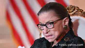 Ruth Bader Ginsburg: US Supreme Court oldest justice treated for possible infection