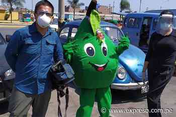 """La """"palta emocionada"""" denuncia el robo de su vehículo en el Callao - Expreso (Perú)"""