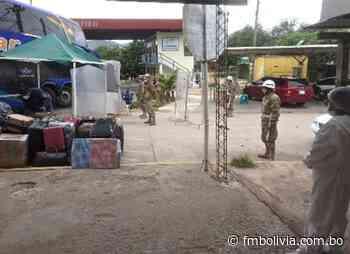 En Puerto Quijarro ciudadanos brasileños fueron repatriados a su país de origen - FmBolivia