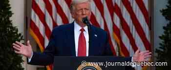 Trump accentue encore la pression sur la Chine