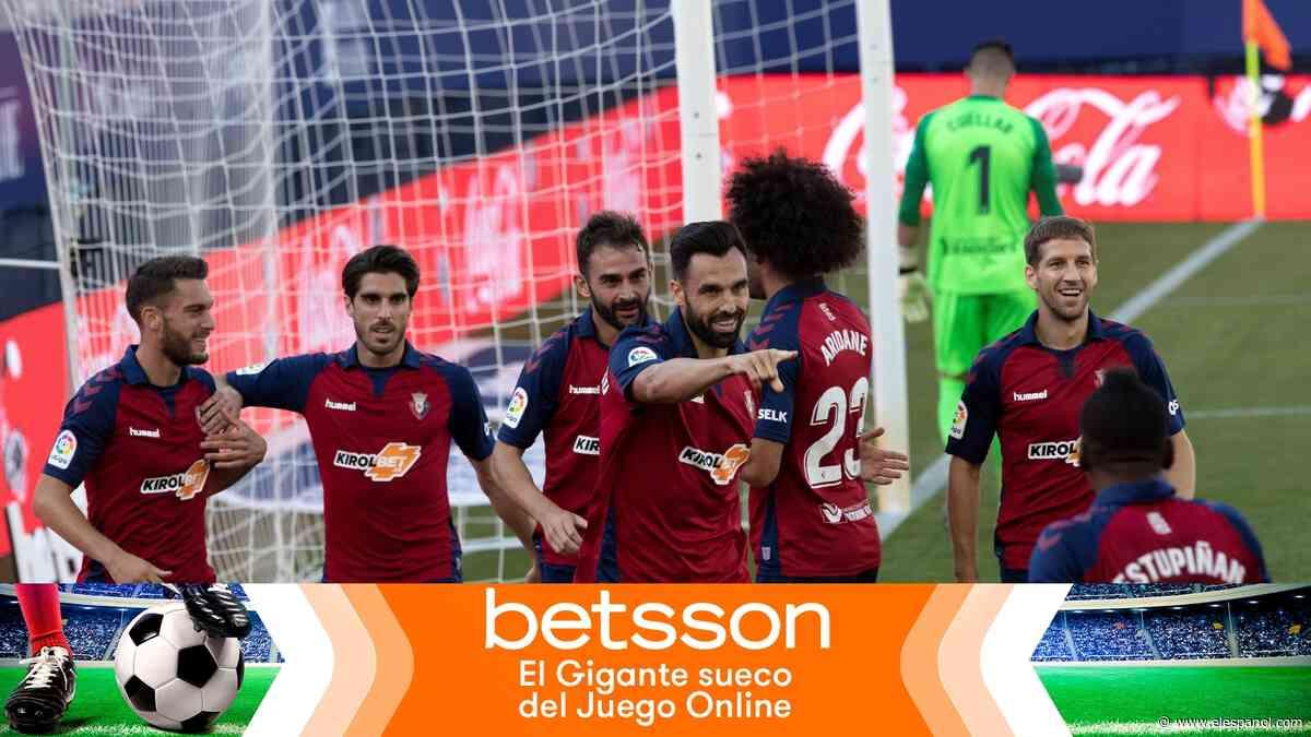 Gana 380 euros si Osasuna se lleva la victoria ante el Barcelona en el Camp Nou - El Español