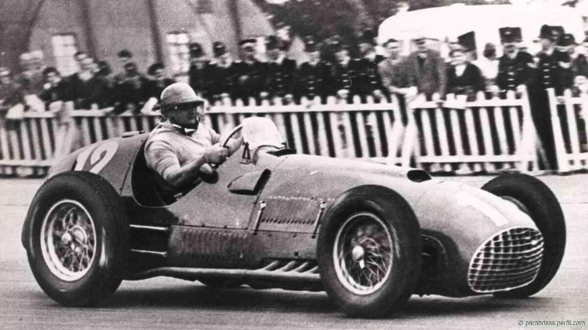 El argentino que le dio la primera victoria a Ferrari en la F1 - Parabrisas