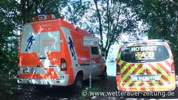 Badeunfall in Bickenbach bei Darmstadt: 19-Jähriger im Erlensee untergegangen - Wetterauer Zeitung