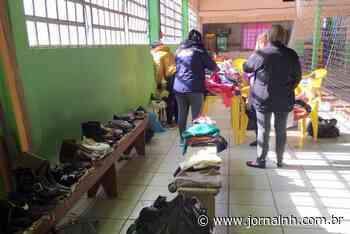 Prefeitura de Sapucaia do Sul distribui agasalhos às famílias atingidas pelas cheias - Jornal NH