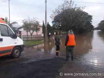 Defesa Civil de Sapucaia do Sul precisa de doações para ajudar vítimas das cheias - Jornal VS