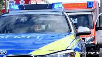 Hilchenbach: Motorradfahrer stürzt auf der L 728 - Westdeutsche Allgemeine Zeitung