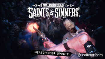 Walking Dead Saints and Sinners Meatgrinder Review: A VR Thrill Ride - Collider.com