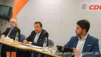 CDU will mit breiter Themenpalette punkten