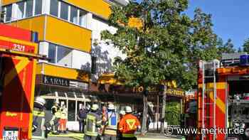 """Wieder Brandstiftung im """"Hotel Pazific"""" Ottobrunn - Merkur.de"""