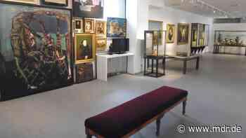 Lindenau-Museum in Altenburg im Ausweichquartier eröffnet - MDR