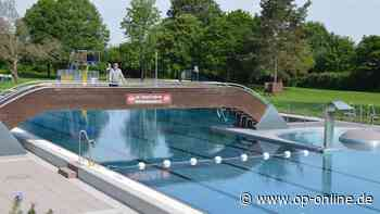 Nidderau Nidderbad: Freibad öffnet, doch wegen Corona gibt es Einschränkungen - op-online.de