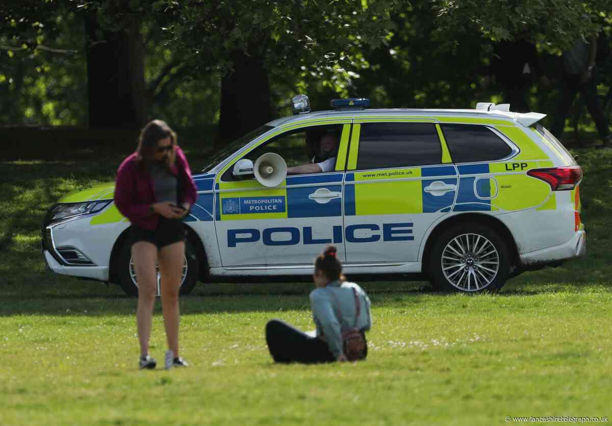 Further NINE people fined in Lancashire for breaching coronavirus lockdown regulations