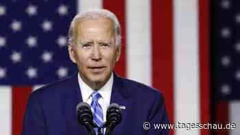 US-Wahlkampf: Biden liegt klar vorn - reicht das?