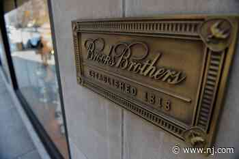 Brooks Brothers offering discounts of up to 70% after filing for bankruptcy - nj.com
