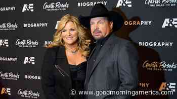 Garth Brooks, Trisha Yearwood reveal date for upcoming online show - GMA