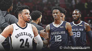 Grizzlies' biggest advantage in NBA bubble, per Dillon Brooks - ClutchPoints