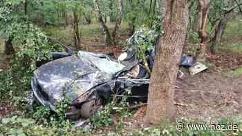 Zwei Männer sterben bei Verkehrsunfall in Geeste - noz.de - Neue Osnabrücker Zeitung