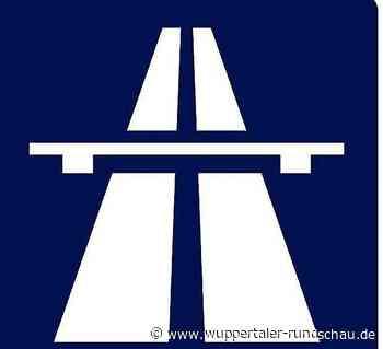 A46: Engpass zwischen Wuppertal-Sonnborn und Haan - Wuppertaler-Rundschau.de