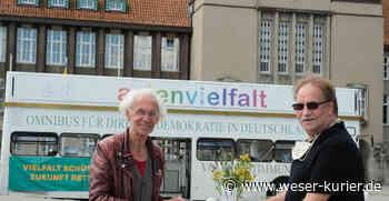 Ein Bus für mehr direkte Demokratie - WESER-KURIER