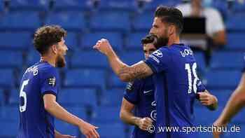 Premier League - Chelsea festigt dritten Platz