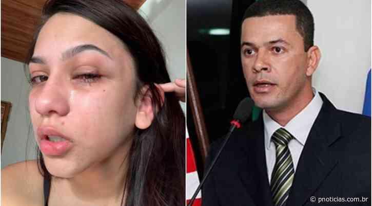 Presidente da Câmara de vereadores de Campo Formoso agride filha; jovem está sob medida protetiva - PNotícias