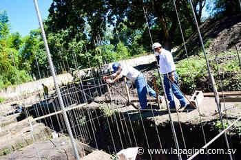 Así avanza la construcción del complejo habitacional de la comunidad El Espino - Diario La Página - Diario La Página