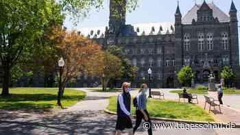 Ausländische Studierende dürfen in den USA bleiben