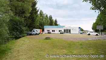 Niedereschach: Nun Häuser statt einer Wohnanlage - Niedereschach - Schwarzwälder Bote