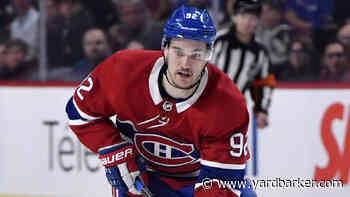 Jonathan Drouin cleared to play in Canadiens' postseason run - Yardbarker