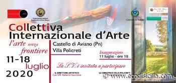 Arte senza frontiere, da Comiso ad Aviano - Eco di Sicilia - EcodiSicilia