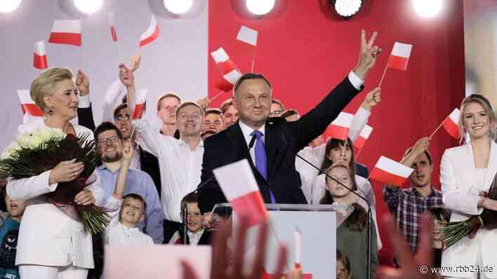 Wahlsieg von Andrzej Duda in Polen: Viadrina-Forscher befürchten schwere Zeiten - rbb-online.de
