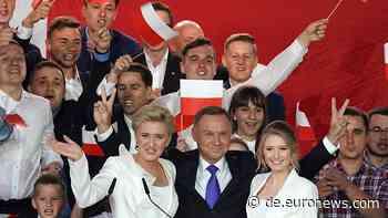 """Andrzej Duda ist """"Staatsoberhaupt eines zunehmend gespaltenen Landes"""" - Euronews"""