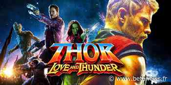 Thor: Love And Thunder, qui sera le personnage le plus fort Christian Bale ou Thanos? - Betanews.fr - Betanews.fr