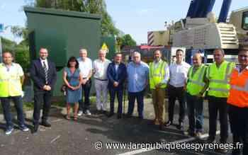 Assat : la fibre optique arrive dans les communes du Pays de Nay - La République des Pyrénées