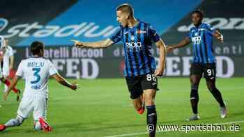 Serie A - Bergamo überrollt Brescia und ist erster Juve-Verfolger