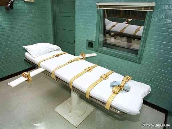 USA: Erste Hinrichtung auf Bundesebene seit 20 Jahren