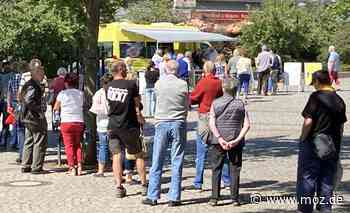 Nitratbelastung: Schwedt erlebt Ansturm auf Brunnentester - Märkische Onlinezeitung