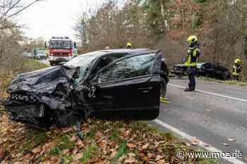 Polizei: Zahl der Unfälle in Schwedt auf Rekordniveau - Märkische Onlinezeitung