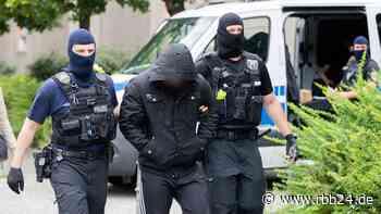 Berliner Polizei durchsucht Wohnungen verdächtiger Islamisten
